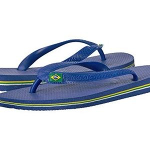 Unisex Brazilian Havaianas Flip-Flops, NWT…